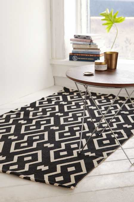 Magical Thinking Salta Geo Printed Rug