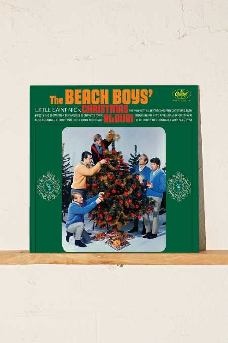 Beach Boys - The Beach Boys' Christmas Album LP