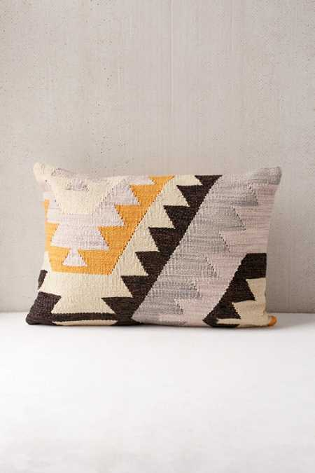 Plum & Bow Tepeck Kilim Pillow