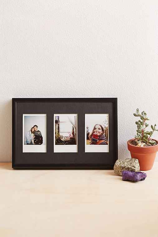 Instax Multi Picture Frame,BLACK,ONE SIZE