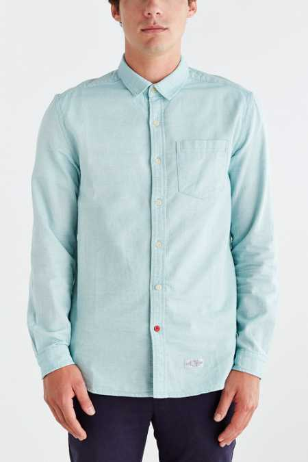 CPO Noah Button-Down Shirt