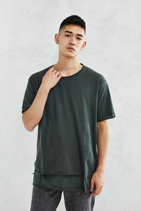Feathers Double Layer Tee
