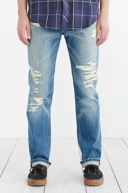 Levi's 511 Toto Destroyed Slim Jean