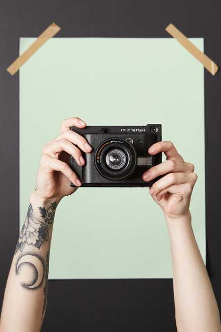 Lomography Lomo'Instant Camera And Lens Set
