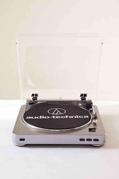 Audio-Technica AT-LP60 Vinyl Record Player - Urban Outfitters