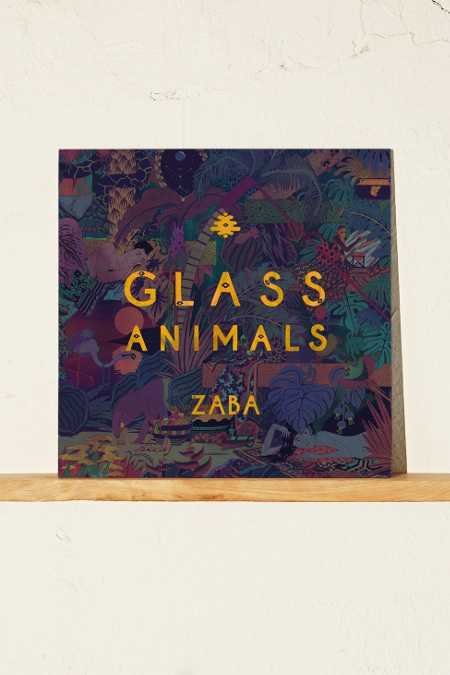Glass Animals - Zaba LP