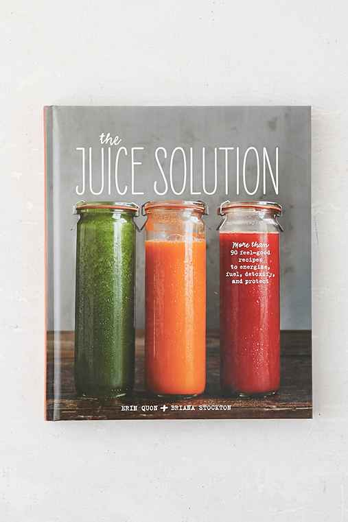 The Juice Solution By Erin Quon & Briana Stockton,ASSORTED,ONE SIZE