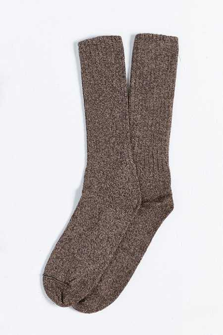Marled Camp Sock