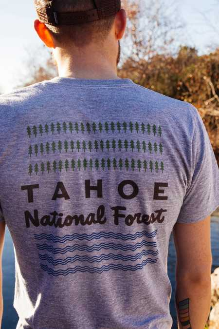 Parks Project Tahoe Pocket Tee