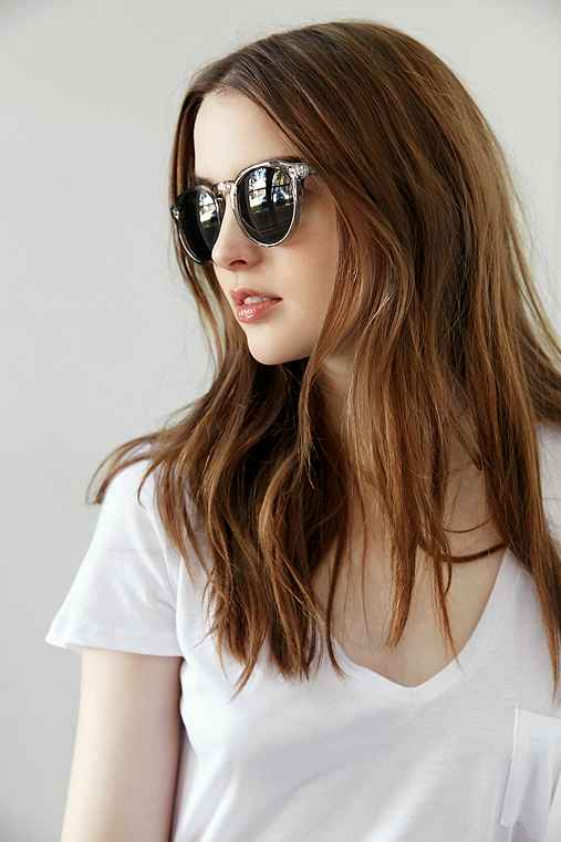 Every Day Round Sunglasses,GREY MULTI,ONE SIZE