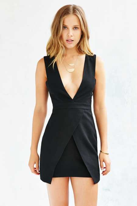 Finders Keepers Basic Instinct Dress