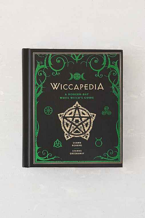 Wiccapedia: A Modern-Day White Witch's Guide By Shawn Robbins & Leanna Greenaway,ASSORTED,ONE SIZE