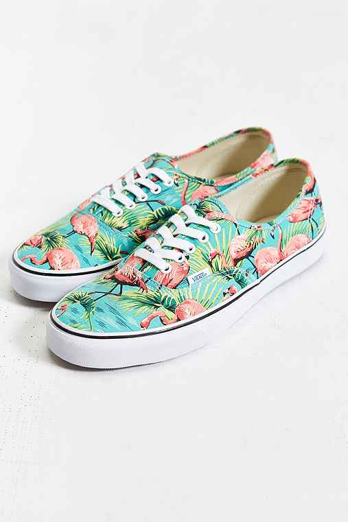 Vans Off The Wall Flamingo Shoes