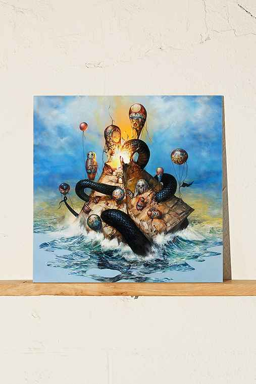 Circa Survive - Descensus LP,BLACK,ONE SIZE