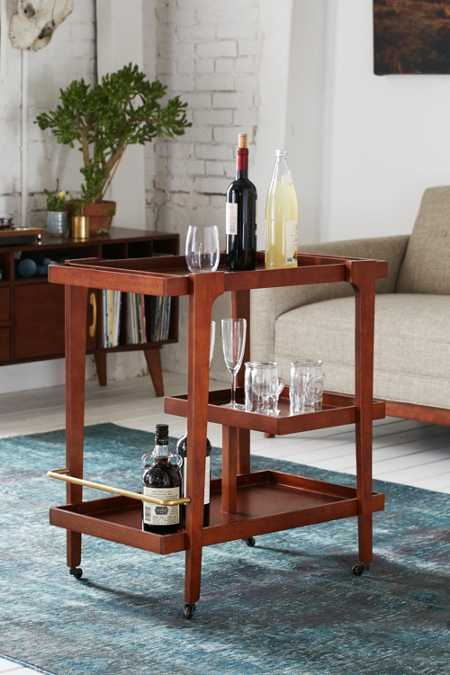 Assembly Home Tovah Bar Cart