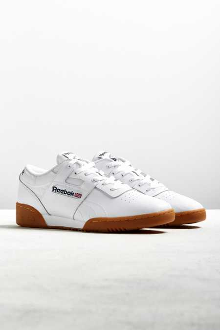 Reebok Workout Low-Top Sneaker