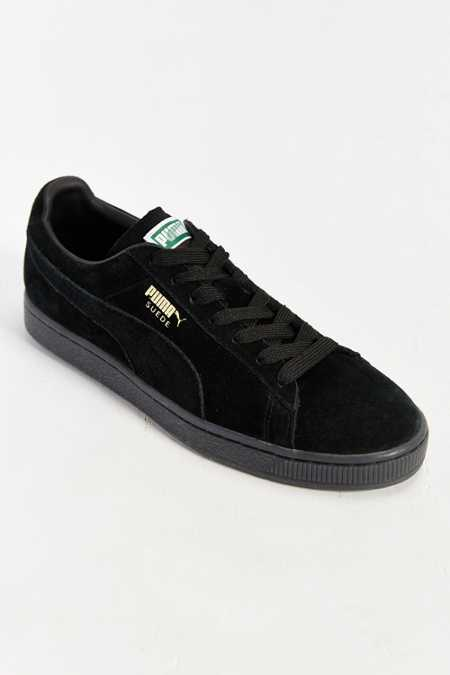 Puma Classic Iced Suede Sneakers