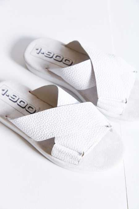 1-900 Dark Slide Sandal