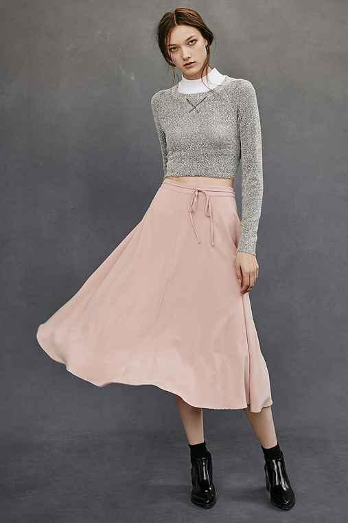 Kimchi Blue Full Midi Skirt