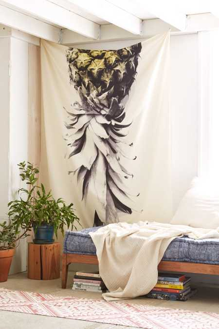 Deb Haugen For DENY Pineapple 1 Tapestry