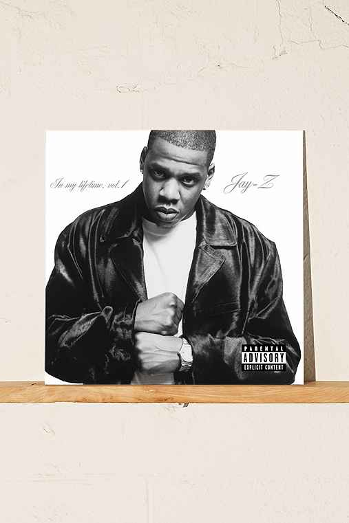Jay-Z - In My Lifetime, Vol. 1 LP,BLACK,ONE SIZE
