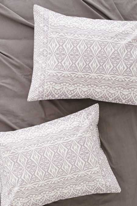 Plum & Bow Agra Stripe Sham Set