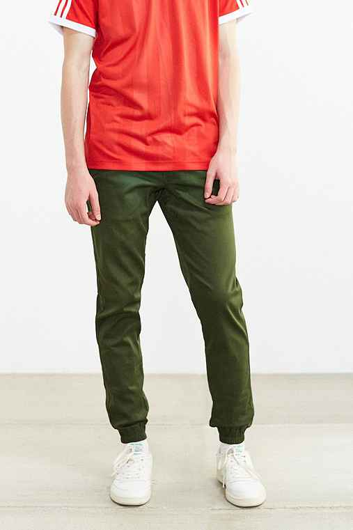Publish Sprinter Jogger Pant,OLIVE,32