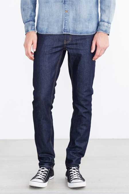 Cheap Monday Tight Blue Dry Skinny Jean