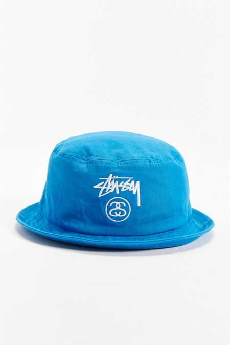 Stussy Stock Lock Summer Bucket Hat