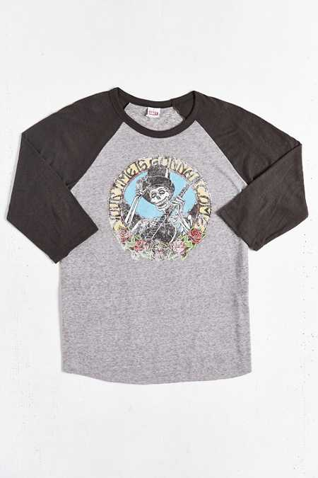 OBEY Your Time Raglan Premium Tee