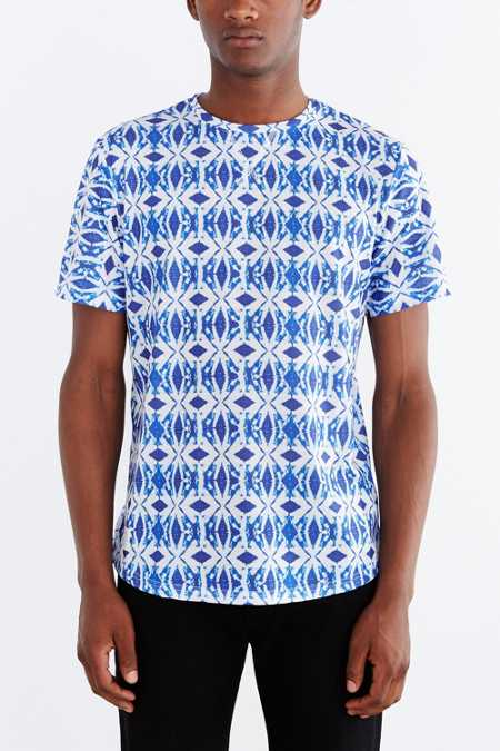 Native Youth Kaleidoscope Print Tee
