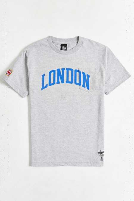 Stussy London Pocket Tee