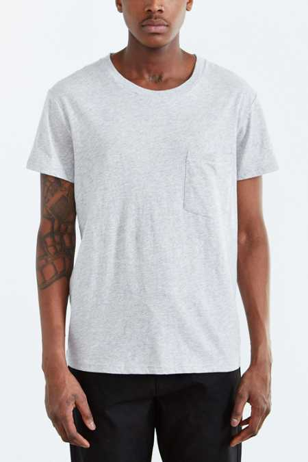 Cheap Monday Dan Oversized Pocket Tee
