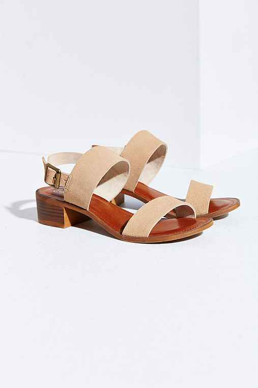 Seychelles Cassiopeia Suede Sandal