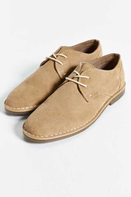 Hawkings McGill Navada Suede Shoe