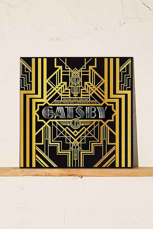Various Artists - Great Gatsby Soundtrack LP,BLACK,ONE SIZE