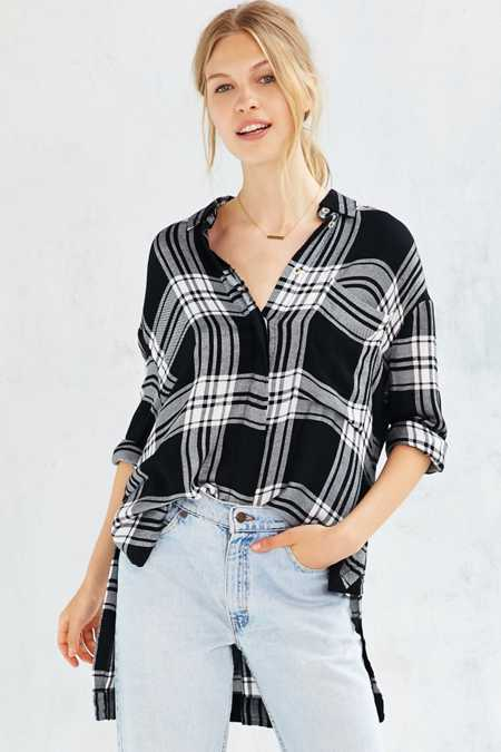 BDG Logan Button-Down Shirt