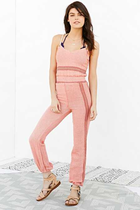 Beach Freedom Blanket Jumpsuit