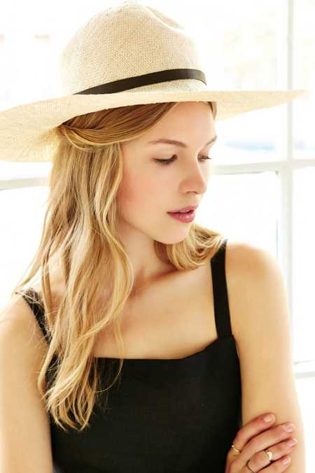 Brookes Boswell X Urban Renewal Ranger Straw Hat