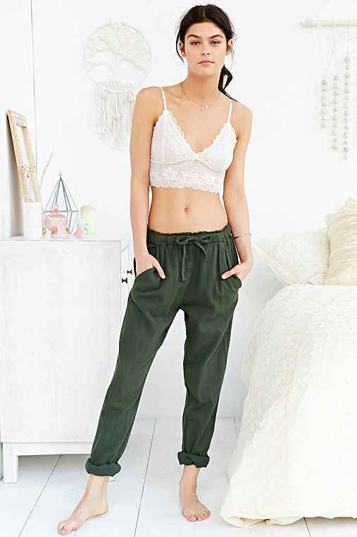 Out From Under Ana Pant,KHAKI,S