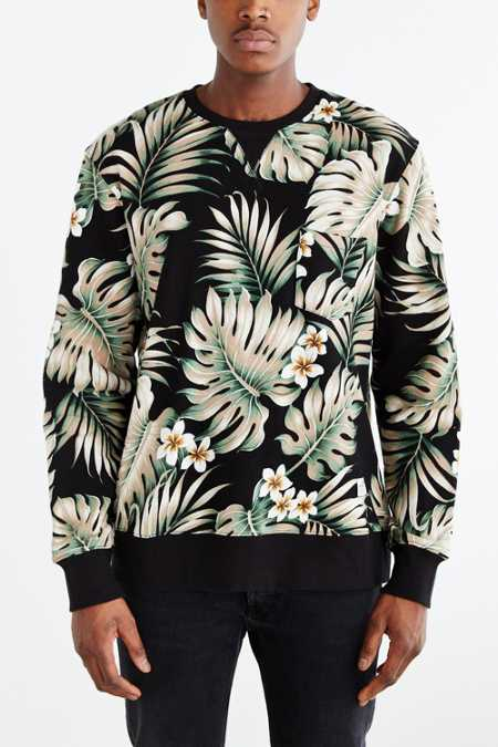 Penfield Flores Crew Neck Sweatshirt