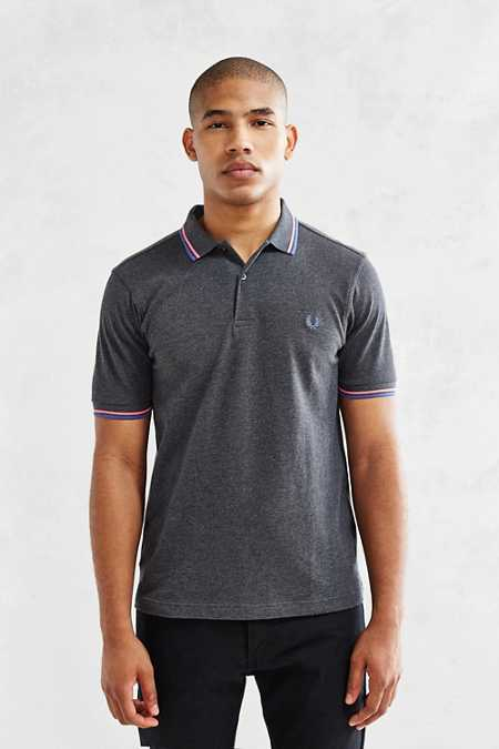 Fred Perry Classic Twin Stripe Polo Shirt