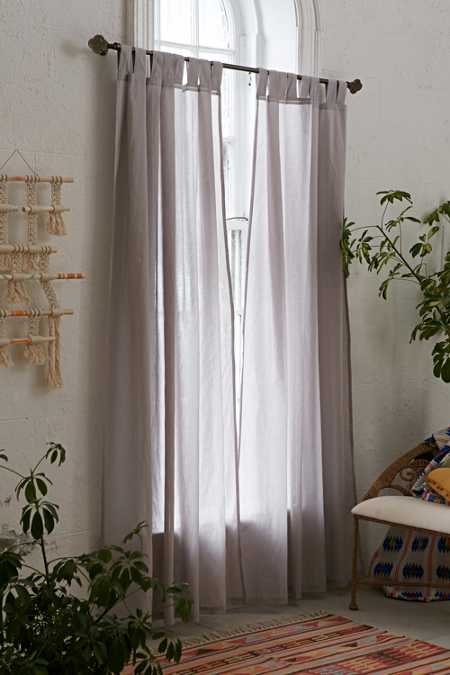 4040 Locust Slub Cotton Curtain