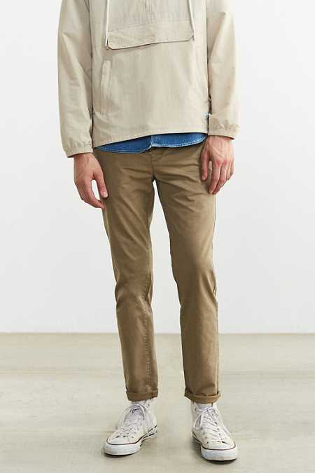 Hawkings McGill Washed Skinny Stretch Chino Pant