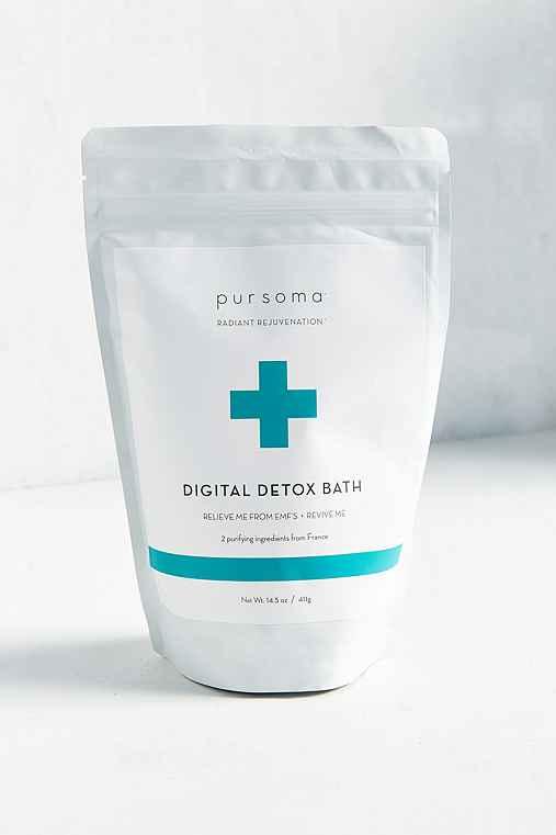 Pursoma Digital Detox Bath,ASSORTED,ONE SIZE
