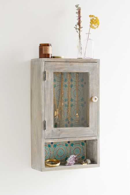Bow storage cabinets