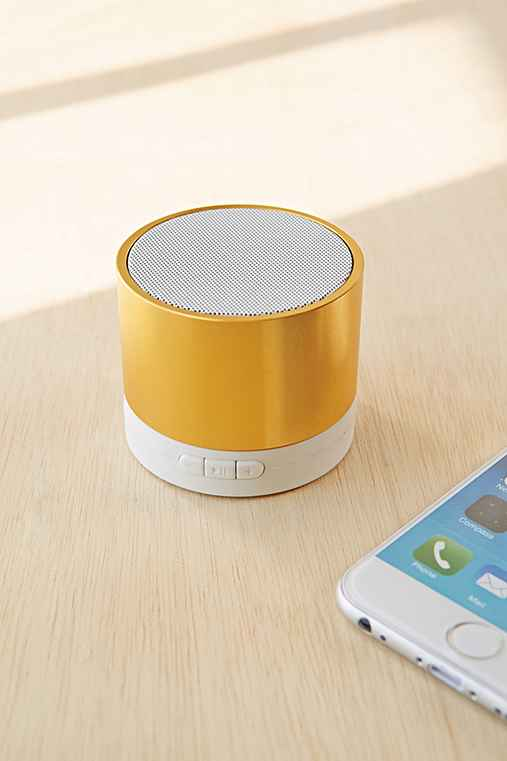 Mini Wireless Speaker,YELLOW,ONE SIZE