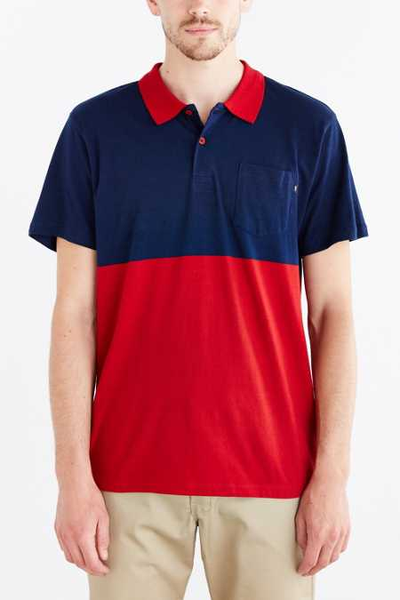OBEY Mercer Polo Shirt