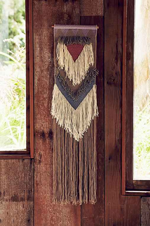 Assembly Home Alva Woven Wall Hanging,NEUTRAL,ONE SIZE