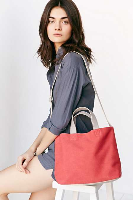 BDG Canvas Mini Tote Bag